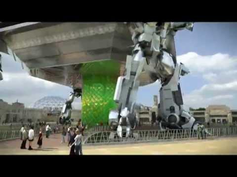 Incheon Robotland Theme Park - South Korea 2014