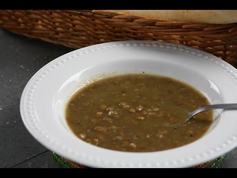 soupe-aux-lentilles-&-oignons---lentil-&-onion-soup---شوربة-العدس