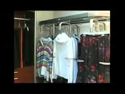 Rotabob Americas Most Innovative Rotary Closet Youtube