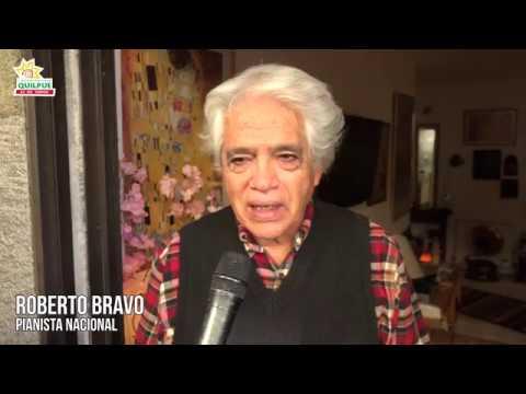 Maestro Roberto Bravo realizará lanzamiento de su libro en Quilpué.