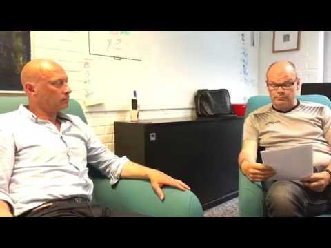 Se Peter Sørensen svare på spørgsmål fra fansene
