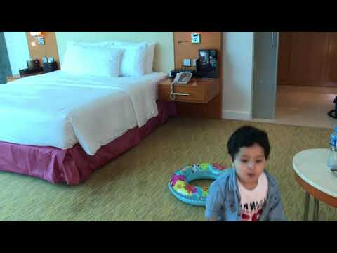 Hilton Doha room review