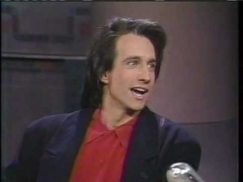 Bronson Pinchot on Letterman  32390