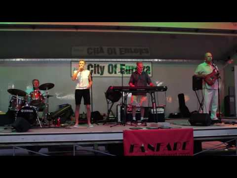 "03 - The Fanfare Band - ""Roar"" - Eureka, MO - Music On Main - 20170616"