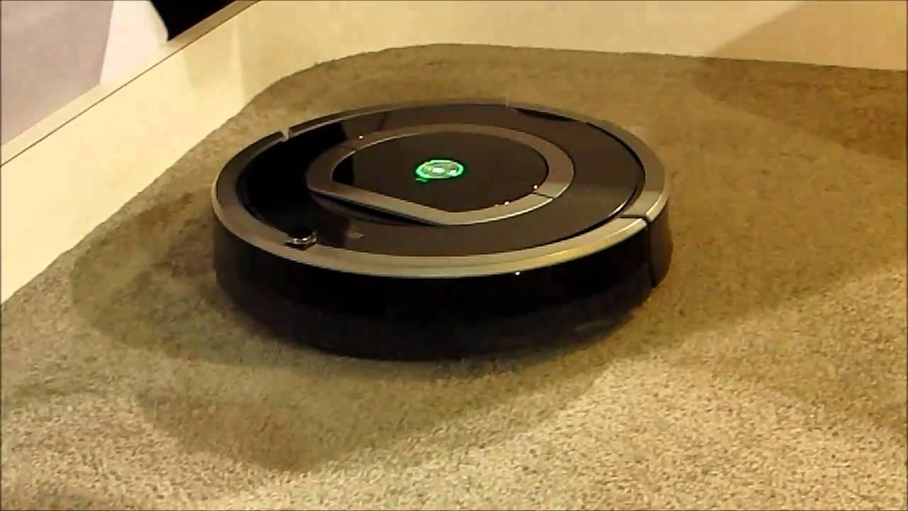 iRobot Roomba 780 - YouTube