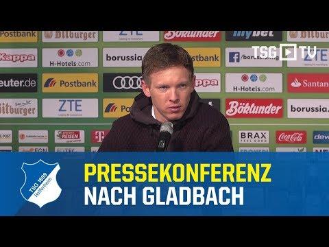 Spieltags-PK nach Gladbach - 27. Spieltag / 2017-18