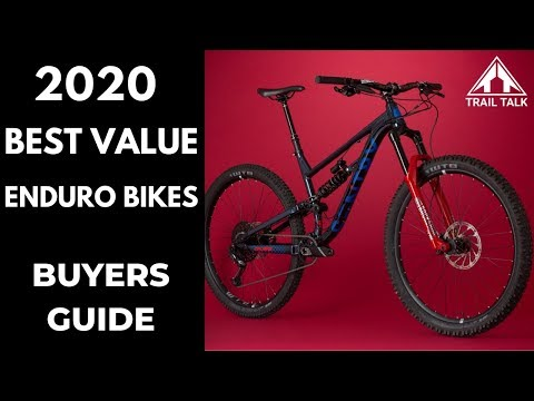 2020 Best Value Enduro Mountain Bikes - BUYERS GUIDE