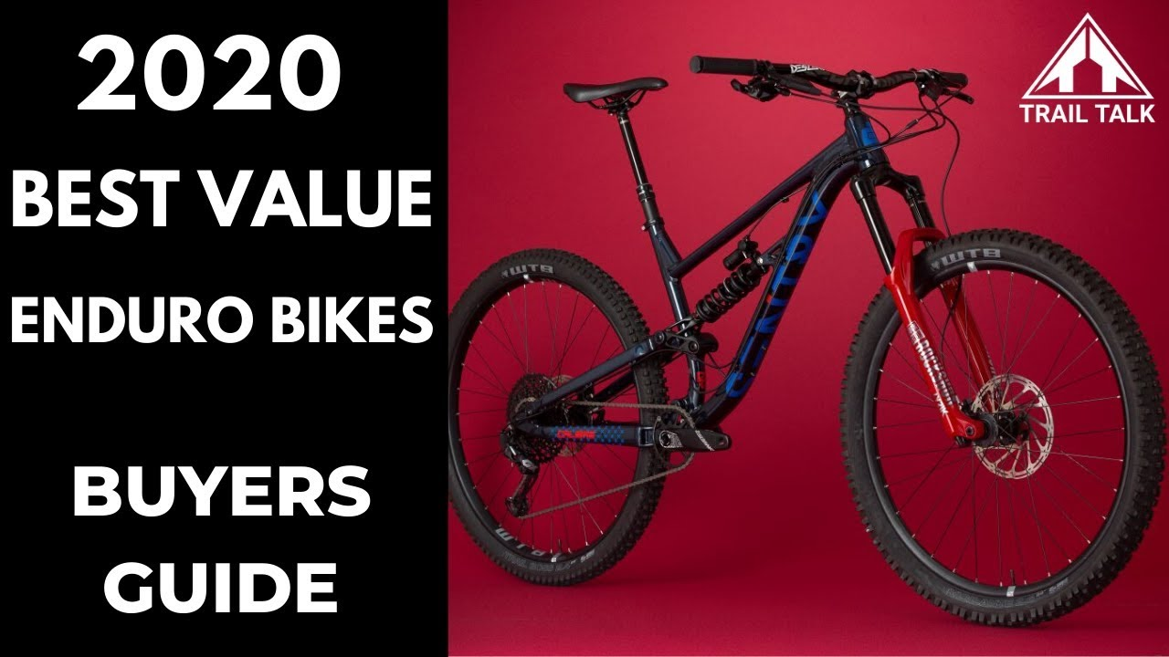 2020 Best Value Enduro Mountain Bikes Buyers Guide Youtube