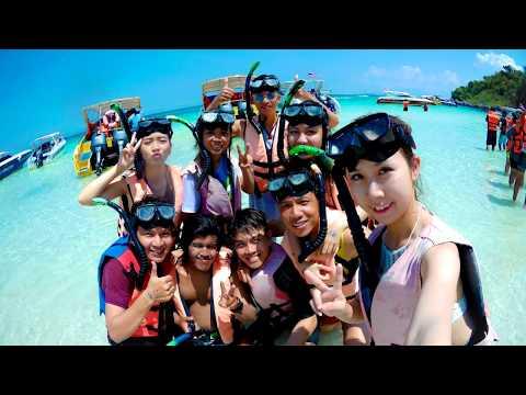 Du lịch Thailand – Pattaya & Bangkok 2017