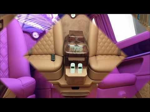 Mercedes Vito V220 Luxury Design