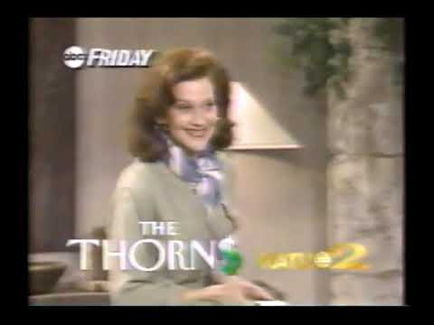 Download The Thorns & Good Morning America 1988 ABC Promo