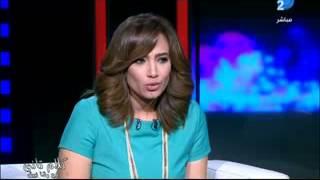 كلام تاني لقاء رشا نبيل مع طلاب المركز التعليمي لذوي الاعاقه البصريه بسوهاج