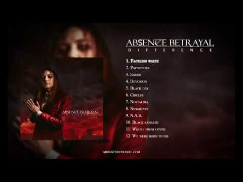 Absence Betrayal - Difference [2019]