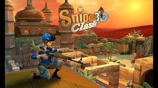 Sniper Clash 3D Full Gameplay Walkthrough