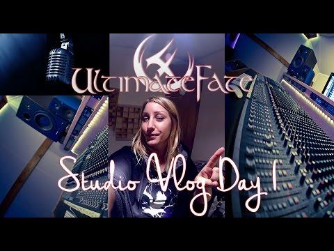 Studio Vlog: Vocal Recording - Day 1