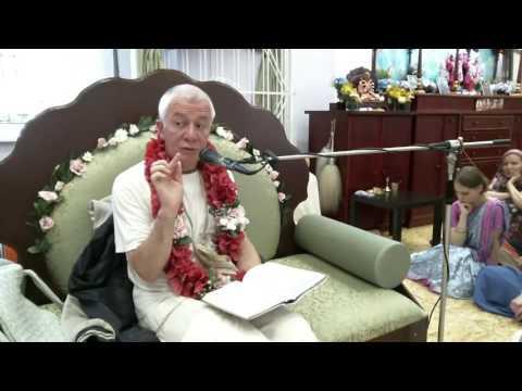 Чайтанья Чаритамрита Мадхья 20.112-120 - Чайтанья Чандра Чаран Прабху