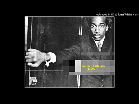 Spend The Night - Rahsaan Patterson