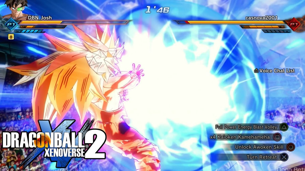 Dragon Ball Xenoverse 2 On The Switch Gets A New