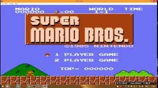 Как Играть В игру Mario На ПК