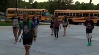 Class of 2020 First Day of High School