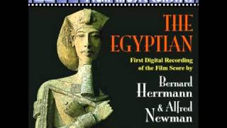 The Egyptian - The Chariot Ride (B. Herrmann)