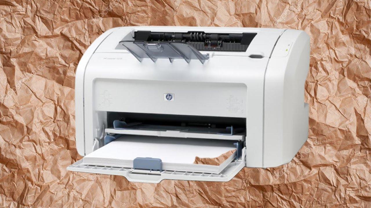 Схема на принтер hp 1010