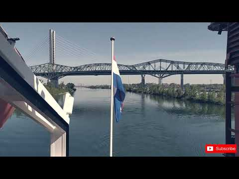 ST. Lawrence Seaway | The Great Lakes CANADA | 16 Locks | Summer of 2020 | PART ONE