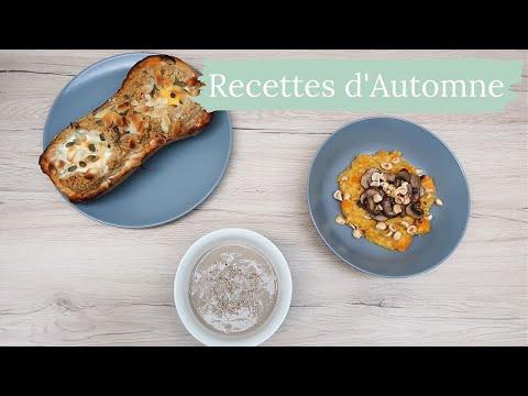 3-recettes-d'automne-:-risotto,-courge-farcie-&-velouté