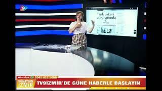 21 Ağustos 2019 TV9 İzmir'de Günaydın İzmir başlıyor
