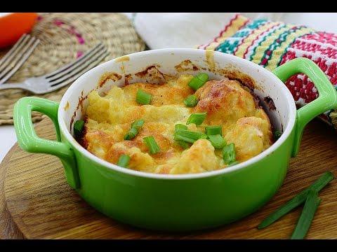 Блюда из цветной капусты более 50 рецептов с фото на