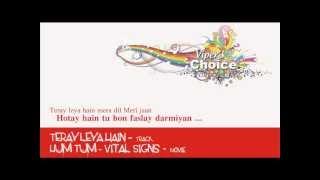 Teray leya hain - Hum Tum (Vital Signs)