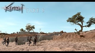 Purry Plays Kenshi Part 3  | Things are looking up (The Wanderer Character)