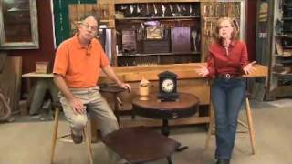 American Woodshop Season 18 - Bracket Clock Plus Finishing Solutions