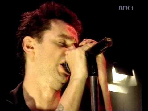 Depeche Mode - Enjoy The Silence (The Singles Tour Live at Cologne, Germany 05.10.1998)