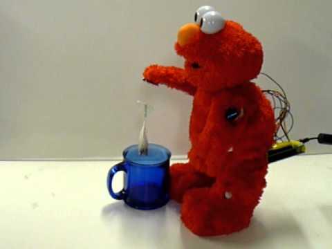 Tickle Tea Elmo