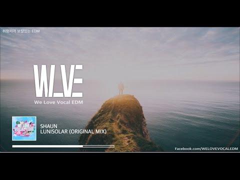 SHAUN - Lunisolar (Official Audio)