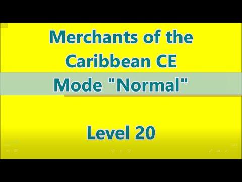 Merchants of the Caribbean CE Level 20 |