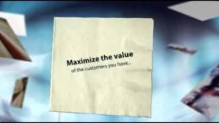 تعظيم القيمة الحالية للعملاء لخلق السلبي بو