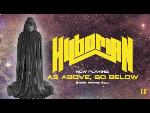 Hyborian - As Above, So Below Mp3