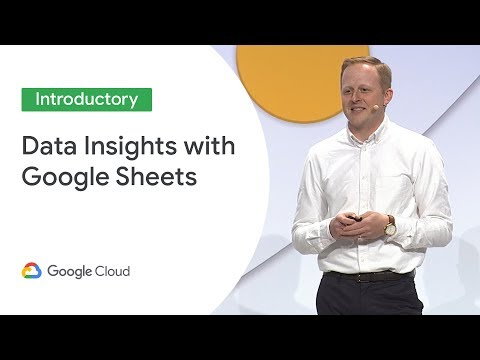30 Ways Google Sheets Can Help Your Company Uncover and Share Data Insights (Cloud Next '19) thumbnail