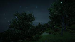 Black Desert - Night time music