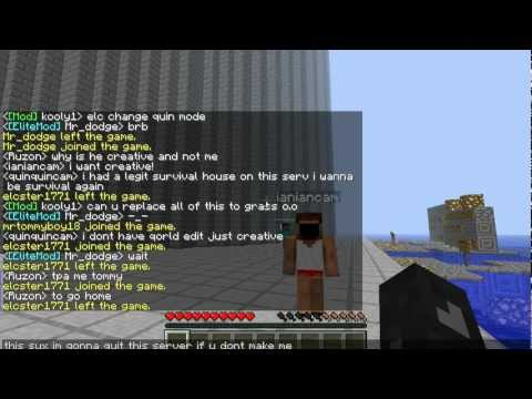 Get Creative Mode On ANY Public Server (Tutorial)