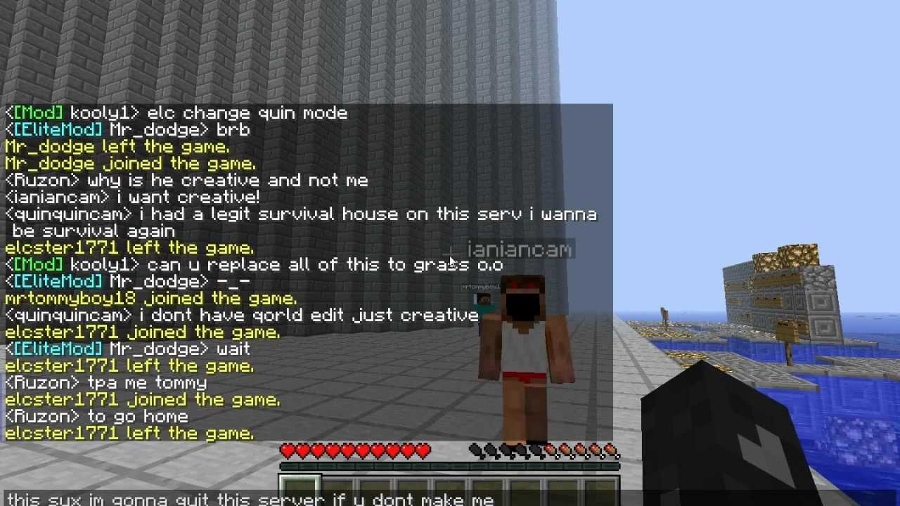 Get creative mode on any public server tutorial youtube