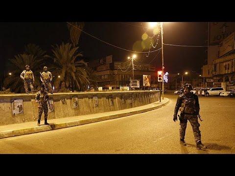 Baghdad lifts 10-year nighttime curfew
