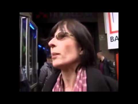 Anna-Maria Corazza Bildt tries to defend her criminal husband Carl Bildt