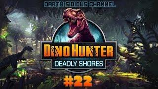 Dino Hunter Deadly Shores (Полное русское прохождение) - Эпизод 22  Регион 7: Серия винтовок