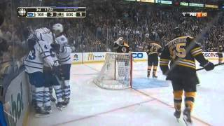 Boston Bruins vs. Toronto Maple Leafs 5-4 OT GAME 7 Playoffs 2013