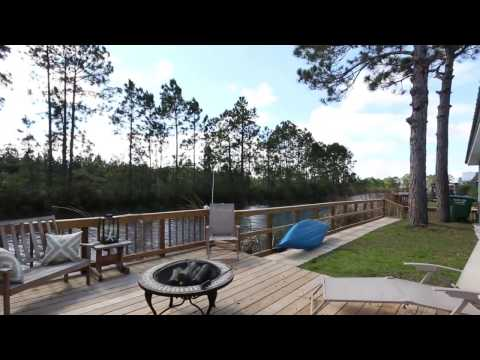 6651 Harbour Boulevard, Panama City Beach Waterfront Home For Sale  HD