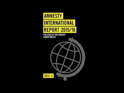 Uluslararası Af Örgütü: İnsan Hakları Bütün Dünyada Tehdit Altında