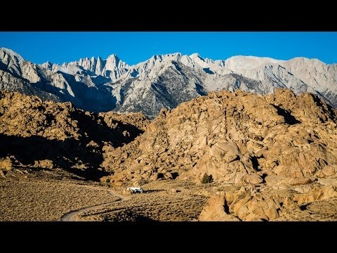 Alabama Hills BLM - Free & Awesome RV Camping in California